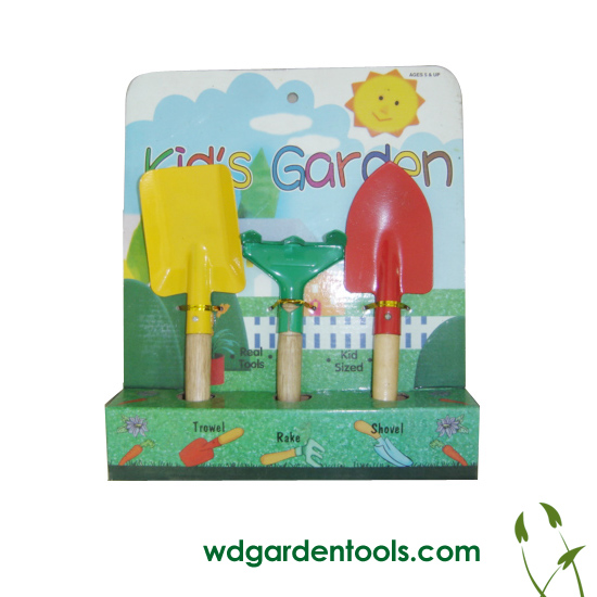Kids gardening equipment