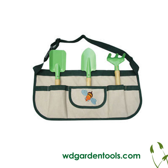 Small garden tools set
