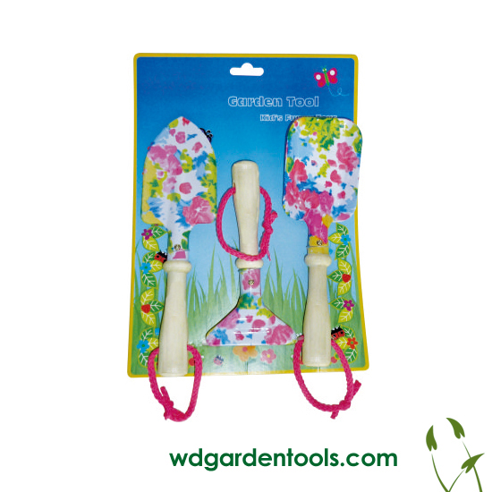 Gardening tools for toddlers